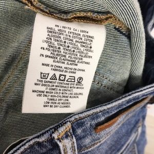 Pilcro and the Letterpress Jeans - Anthropologie Pilcro Jeans